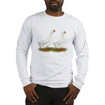 White African Geese Long Sleeve T-Shirt