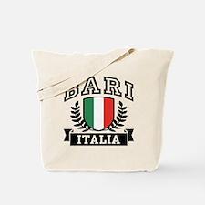 Bari Italia Tote Bag
