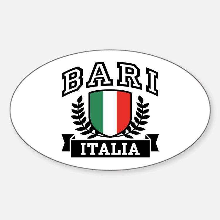 Bari Italia Decal