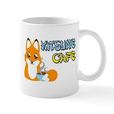 Kitsune Cafe Mug