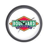 Boulevard Wall Clocks