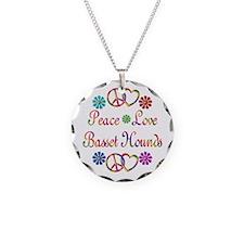 Basset Hounds Necklace