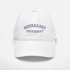 Genealogy University Baseball Baseball Cap