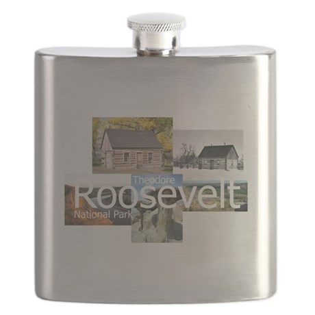 ABH Theodore Roosevelt NP Flask