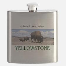 Yellowstone Americasbesthistory.com Flask