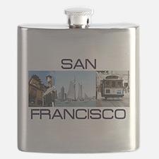 ABH San Francisco Flask