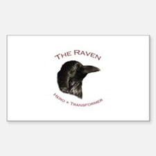 The Raven Decal