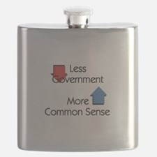 Less Government Flask