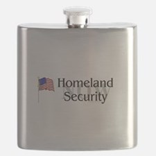 Homeland Security Now Flask