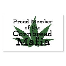 Cornbread Mafia Decal