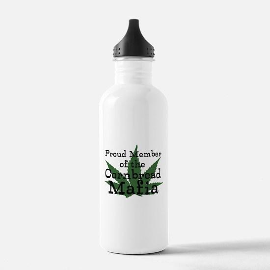 Cornbread Mafia Water Bottle