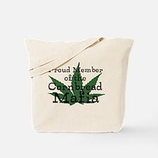 Cornbread Mafia Tote Bag