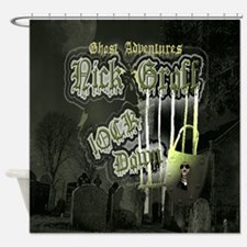 Nick Groff Shower Curtian.png Shower Curtain