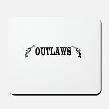 outlaws Mousepad