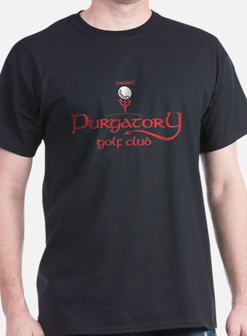 Purgatory Golf Club logo T-Shirt