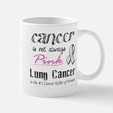 Not Always Pink! Mug
