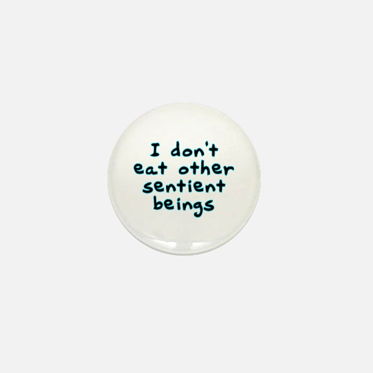 Sentient beings - Mini Button