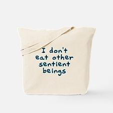 Sentient beings - Tote Bag