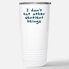 Sentient beings - Travel Mug