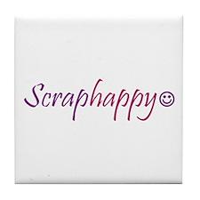 Scraphappy Tile Coaster