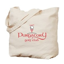 Purgatory Golf Club logo Tote Bag