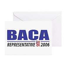 Baca 2006 Greeting Cards (Pk of 10)