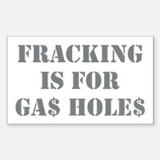 FRACKING.png Bumper Stickers