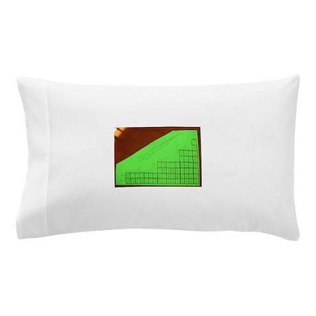 orbital chart Pillow Case