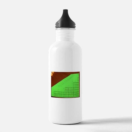 orbital chart Water Bottle
