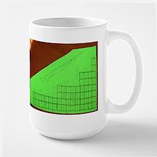 orbital chart Mug