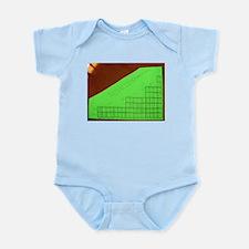 orbital chart Infant Bodysuit