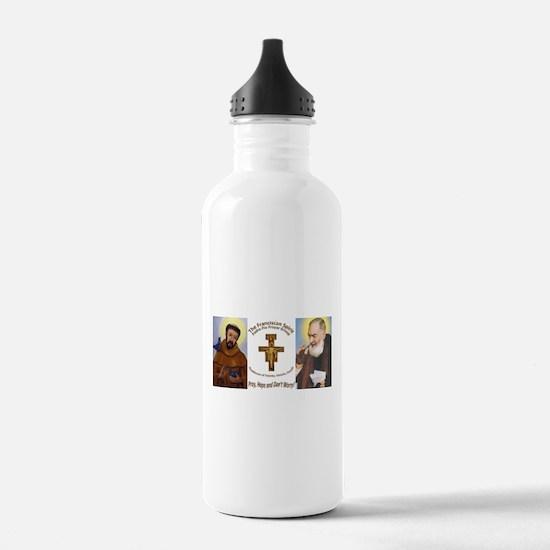 logo Sports Water Bottle