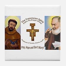 logo Tile Coaster