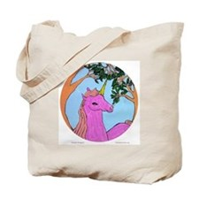 Unicorn by Kimber Rodgers. Tote Bag