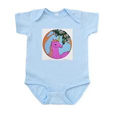 Unicorn by Kimber Rodgers. Infant Bodysuit