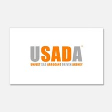 USADA Wall Decal