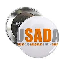 """USADA 2.25"""" Button"""