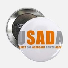 "USADA UNJUST 2.25"" Button"