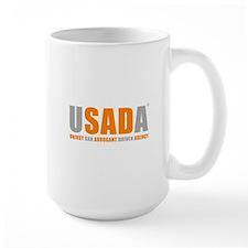 USADA UNJUST Mug