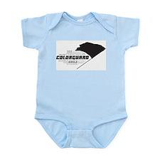 Color Guard Infant Bodysuit