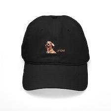 Bring It On Dachshund Baseball Hat