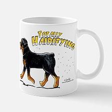 Rottweiler Hairifying Mug