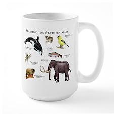 Washington State Animals Mug