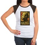 Ron Paul Needs You Women's Cap Sleeve T-Shirt
