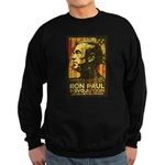 Ron Paul Needs You Sweatshirt (dark)