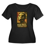 Ron Paul Needs You Women's Plus Size Scoop Neck Da