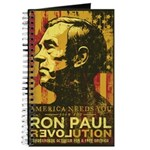 Ron Paul Needs You Journal