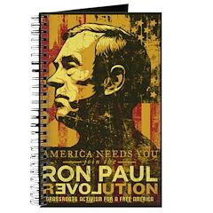 Ron Paul Needs You Journal