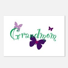 Grandmom Postcards (Package of 8)