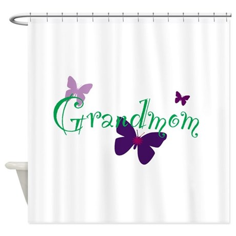 Grandmom Shower Curtain